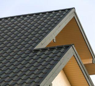 dach nowoczesnego domu