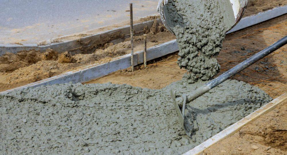 wylewanie betonu