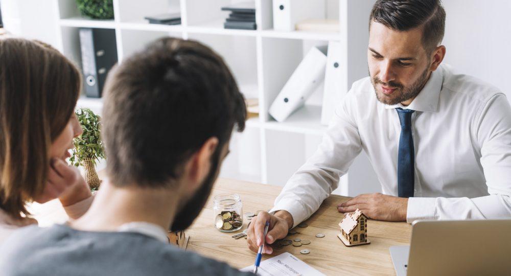 spotkanie z agentem nieruchomości