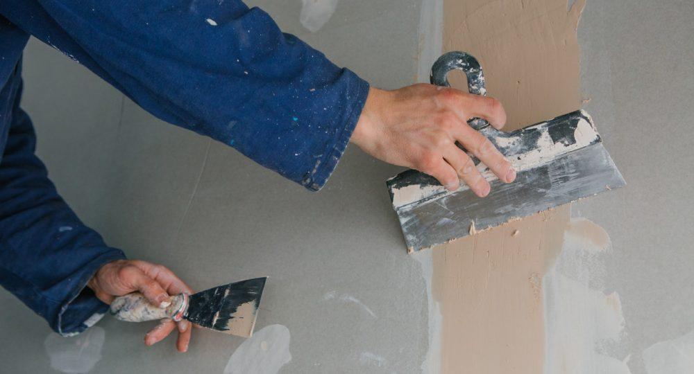 montaż płyty karton gips