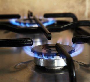 gaz w domu