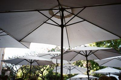 parasole ogrodowe