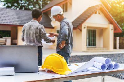 rozmowa z kierownikiem budowy