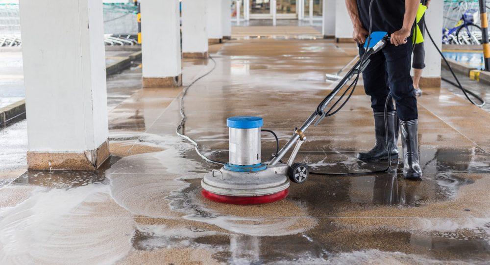 firma sprzątająca